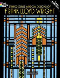 Stained Glass Window Designs of Frank Lloyd Wright - 2826949996
