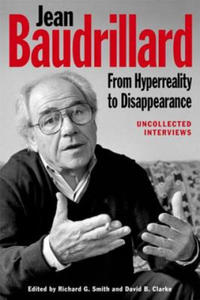 Jean Baudrillard: From Hyperreality to Disappearance - 2869524582