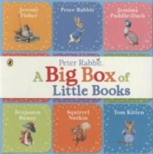 Peter Rabbit: Big Box of Little Books - 2826758056