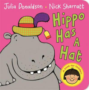 Hippo Has A Hat - 2826871151