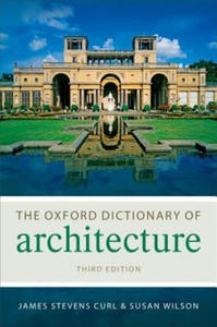 Oxford Dictionary of Architecture - 2854346318