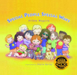 SPECIAL PEOPLE SPECIAL WAYS - 2842082347