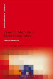 Research Methods in Applied Linguistics - 2854347587