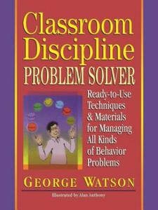 Classroom Discipline Problem Solver - 2826777811