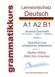 Lernwortschatz deutsch A1 A2 B1 - 2826789219