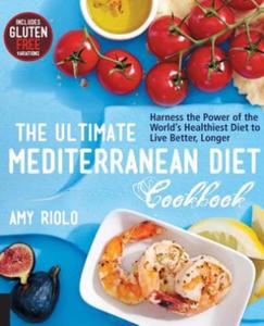 Ultimate Mediterranean Diet Cookbook - 2854346908