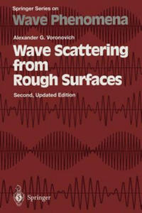 Wave Scattering from Rough Surfaces - 2854236422