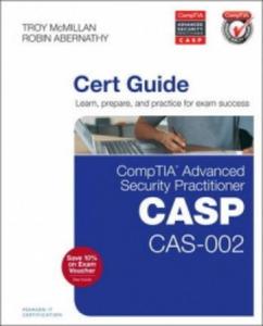 Comptia Advanced Security Practitioner (CASP) CAS-002 Cert G - 2826858393