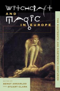 Witchcraft and Magic in Europe - 2862049073