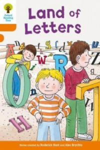 Oxford Reading Tree Biff, Chip and Kipper Stories Decode and Develop: Level 6: Land of Letters - 2854367717