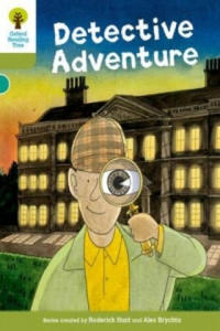 Oxford Reading Tree Biff, Chip and Kipper Stories Decode and Develop: Level 7: The Detective Adventure - 2854367721