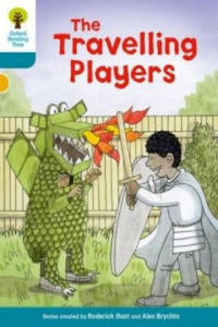 Oxford Reading Tree Biff, Chip and Kipper Stories Decode and Develop: Level 9: The Travelling Players - 2904947742