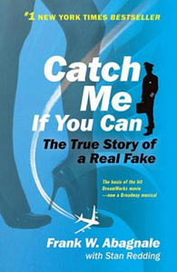 CATCH ME IF YOU CAN : THE AMAZING TRUE S - 2873912289