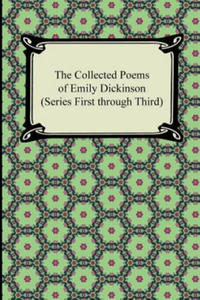 Collected Poems of Emily Dickinson (Series First Through Third) - 2836341148
