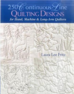 250 Continuous-line Quilting Designs for Hand, Machine and Long-arm Quilters - 2834158496