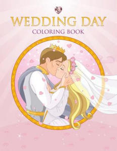 Wedding Day Coloring Book - 2834136419