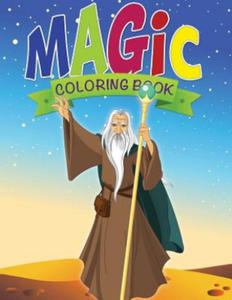 Magic Coloring Book - 2837896864