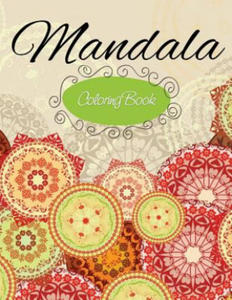 Mandala Coloring Book - 2826702008