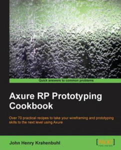 Axure RP Prototyping Cookbook - 2826823291