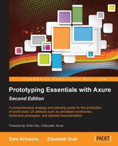 Prototyping Essentials with Axure - 2893460343