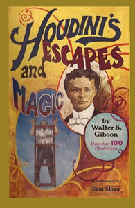 Houdini's Escapes and Magic - 2826922505