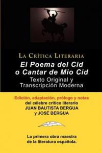 Poema del Cid O Cantar de Mio Cid - 2844162913