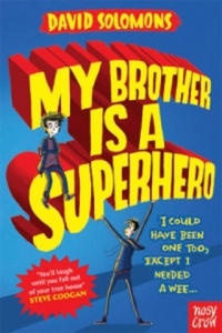 My Brother Is a Superhero - 2852495674