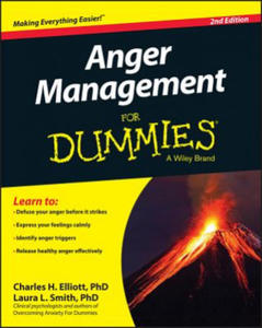 Anger Management For Dummies - 2854218109