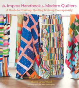 Improv Handbook for Modern Quilters - 2826653169