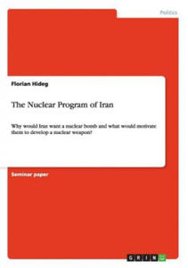 The Nuclear Program of Iran - 2863754692