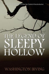 Legend of Sleepy Hollow by Washington Irving - 2826772467