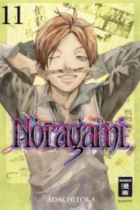 Noragami. Bd.11 - 2826643117