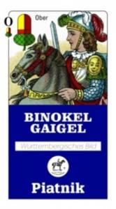 Binokel Gaigel (Spielkarten) - 2841419987
