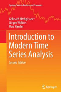 Introduction to Modern Time Series Analysis - 2834144071