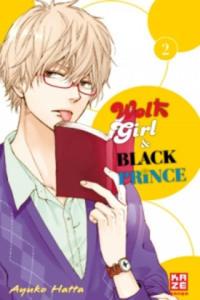 Wolf Girl & Black Prince. Bd.2 - 2826809908