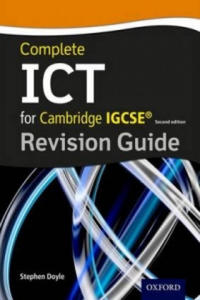Complete ICT for Cambridge IGCSE Revision Guide - 2826834336