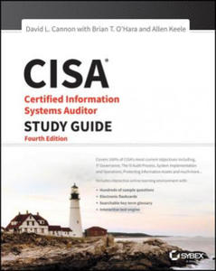 CISA: Certified Information Systems Auditor Study Guide - 2826663663
