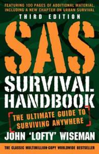 SAS Survival Handbook - 2826634756