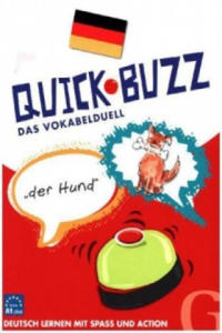 QUICK BUZZ - Das Vokabelduell - Deutsch - 2826669436