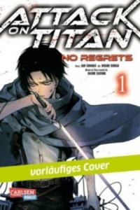 Attack on Titan - No Regrets. Bd.1 - 2826628652