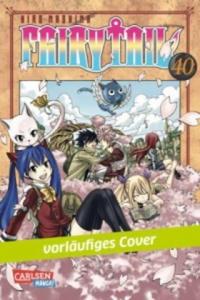 Fairy Tail. Bd.40 - 2854188050