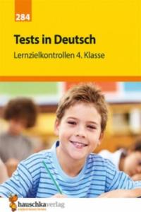 Tests in Deutsch - Lernzielkontrollen 4. Klasse - 2826805491