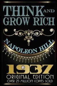 Think and Grow Rich - 1937 Original Masterpiece - 2826845099