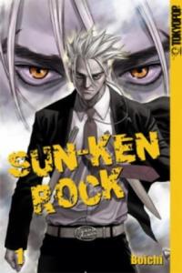Sun-Ken Rock. Bd.1 - 2826682636