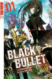 Black Bullet (Novel). Bd.1 - 2826796724