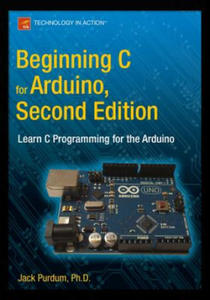 Beginning C for Arduino - 2853158721