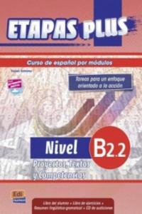 Proyectos, Textos y Competencias, Libro del alumno + Libro de ejercicios + Audio-CD - 2834138014