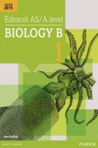 Edexcel AS/A Level Biology B Student Book 1 + Activebook - 2854352900