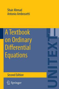 A Textbook on Ordinary Differential Equations - 2854359487