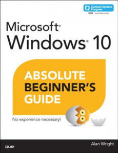 Windows 10 Absolute Beginner's Guide (includes Content Updat - 2854221693